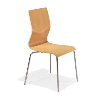 Woodbridge Home Designs 101 Series Chair with Back Cushion   101A