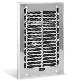 Cadet RBF Series Fan Forced Wall Heater in Chrome