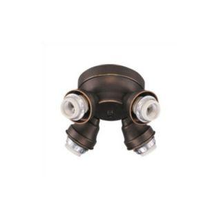 Monte Carlo Fan Company 2 1/4 Neck Retrofit Four Light Fitter