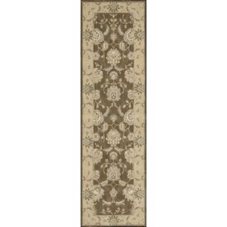 Nourison Persian Empire Chocolate Rug   PE22 CHO