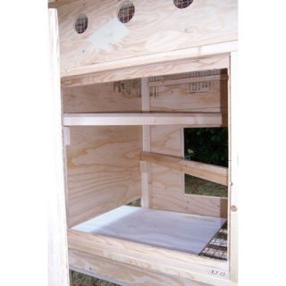 Creative Coops Small Hen House Starter Kit