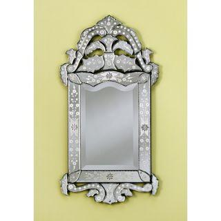 Venetian Gems Donna Wall Mirror