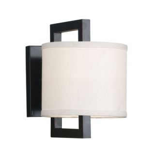 Kenroy Home Endicott Sconce in Oil Rubbed Bronze   10063ORB
