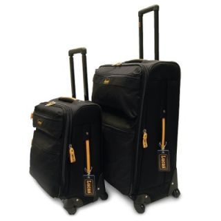Lucas 28 Expandable Spinner in Black   L1841 01 28W