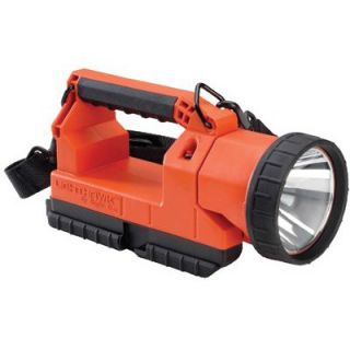 Bright Star Lighthawk 4 Cell Rechargeable Fire Lantern w/ 12/24DC