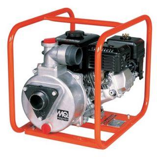 Multiquip 142 GPM Honda GX   120 Centrifugal Pump