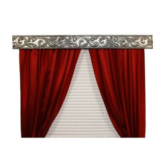 priscilla curtains attached valance on PopScreen