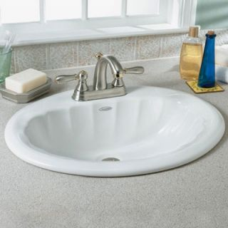 American Standard Seychelle Self Rimming Countertop Sink with