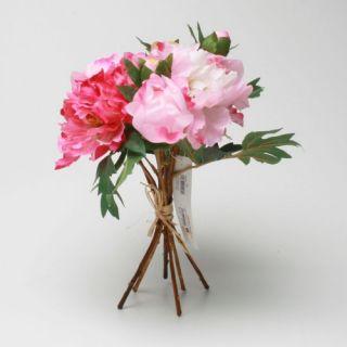 Pink Faux Florals & Wreaths