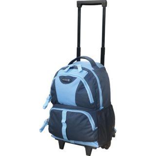 18 Junior Rolling Backpack