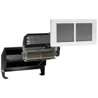 Cadet 120V Register Plus Fan Forced Wall Heater in White
