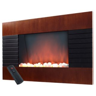 Warm House Wall Mounted Fireplace Heater   80 WT750