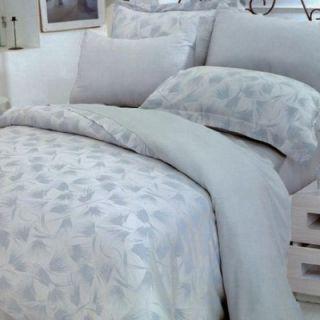 Le Vele New York Bamboo 6 Piece Full / Queen Duvet Cover Bedding Set