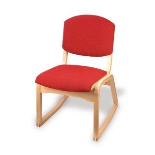 Holsag Campus Custom 18 Beechwood Classroom 2 Position Chair