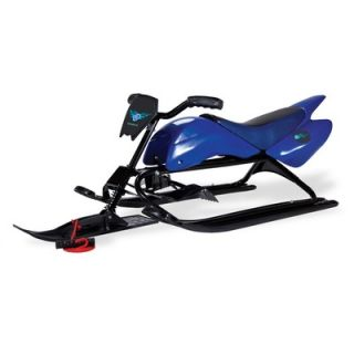 Lucky Bums Kids Snow Racer Extreme Sled   131BL / 131GR