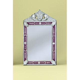 Venetian Gems Susanne Venetian Table Mirror
