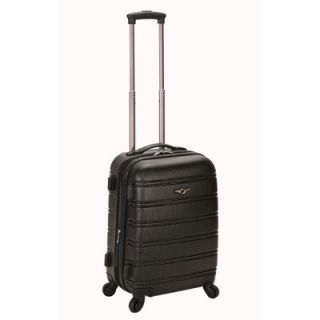 Rockland Melbourne 20 ABS Expandable Carry On