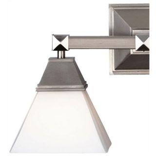 Philips Forecast Lighting Blush Vanity Light in Satin Nickel