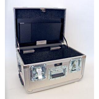 Platt Aluminum Guardsman ATA Tool Case with Wheels and Telescoping