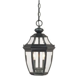 House Ellijay Outdoor Hanging Lantern in English Bronze   5 146 13