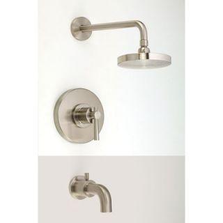 Belle Foret Ulm Pressure Balance Diverter Tub/Shower Faucet Trim Kit