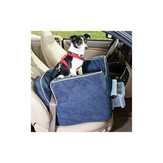 Snoozer Luxury Lookout II Pet Car Seat in Microsuede