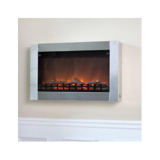 Fire Sense Wall Mounted Electric Fireplace