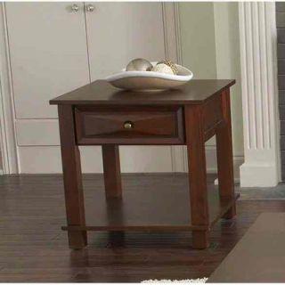 Steve Silver Furniture Mason End Table