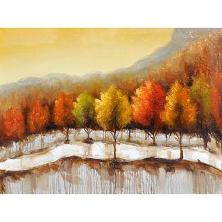 Yosemite Home Decor Autumn in New York I Canvas Art   FCB4219Q 1