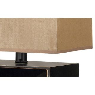 Kenroy Home Niche 30 Table Lamp in Bronze   03305AMB