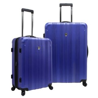 Travelers Choice New Luxembourg 2 Piece Hardsided Expandable Luggage
