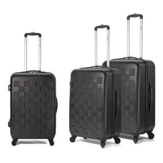BENZI 3 Piece Hardsided Spinner Luggage Set