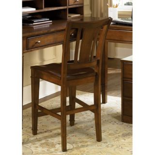 Liberty Furniture Work Horse Office Counter Height Desk Chair 313