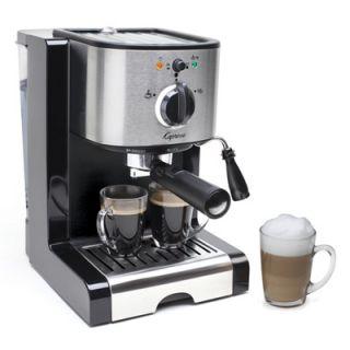 Jura Capresso Capresso Pump Espresso and Cappuccino Machine
