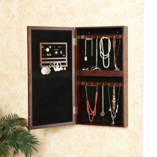 Wildon Home ® Wall Mount Jewelry Mirror