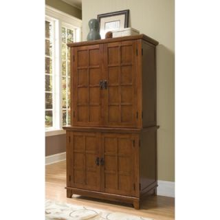 Home Styles Arts and Crafts Armoire   88 5180 190