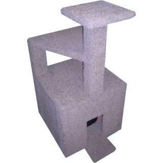 Wood Cat Litter Boxes & Litter Box Enclosures