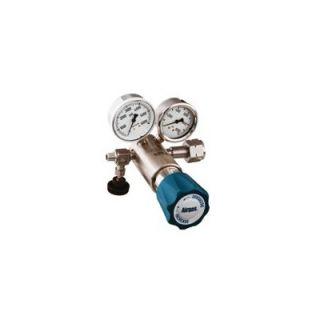 Gentec Single Stage Regulators   gw 33 190y 15 3 lt/meddty acetylene