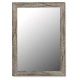 Hitchcock Butterfield Company Mirror in Antique Weathered Grey
