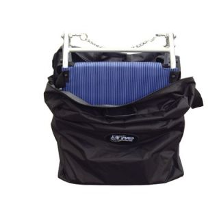 Drive Medical Super Light Folding Transport Chair with Carry Bag