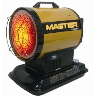 70000 BTU Kerosene Radiant Heater