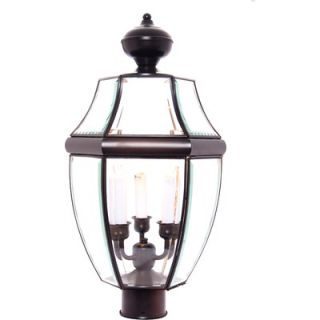 Maxim Lighting South Park Large Outdoor Post Lantern