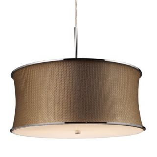 Elk Lighting Fabrique 5 Light Drum Pendant   200