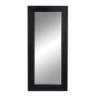Woodland Imports Wood Wall Accent Mirror