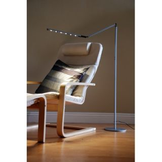 Koncept Technologies Inc i Tower High Power LED Floor Lamp in Warm