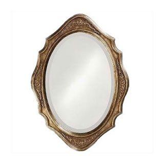 Howard Elliott Trafalgar Mirror Silver Finish