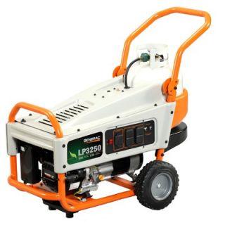 Generac 3250 Watt Liquid Propane Portable Generator LP3250