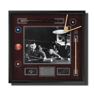 The Hustler Framed Newman/Gleason Picture