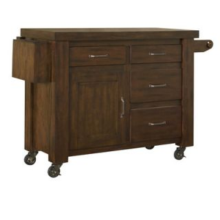 Home Styles Cabin Creek Kitchen Cart