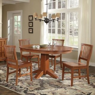 Home Styles Arts and Crafts 5 Piece Dining Set   88 5181 308